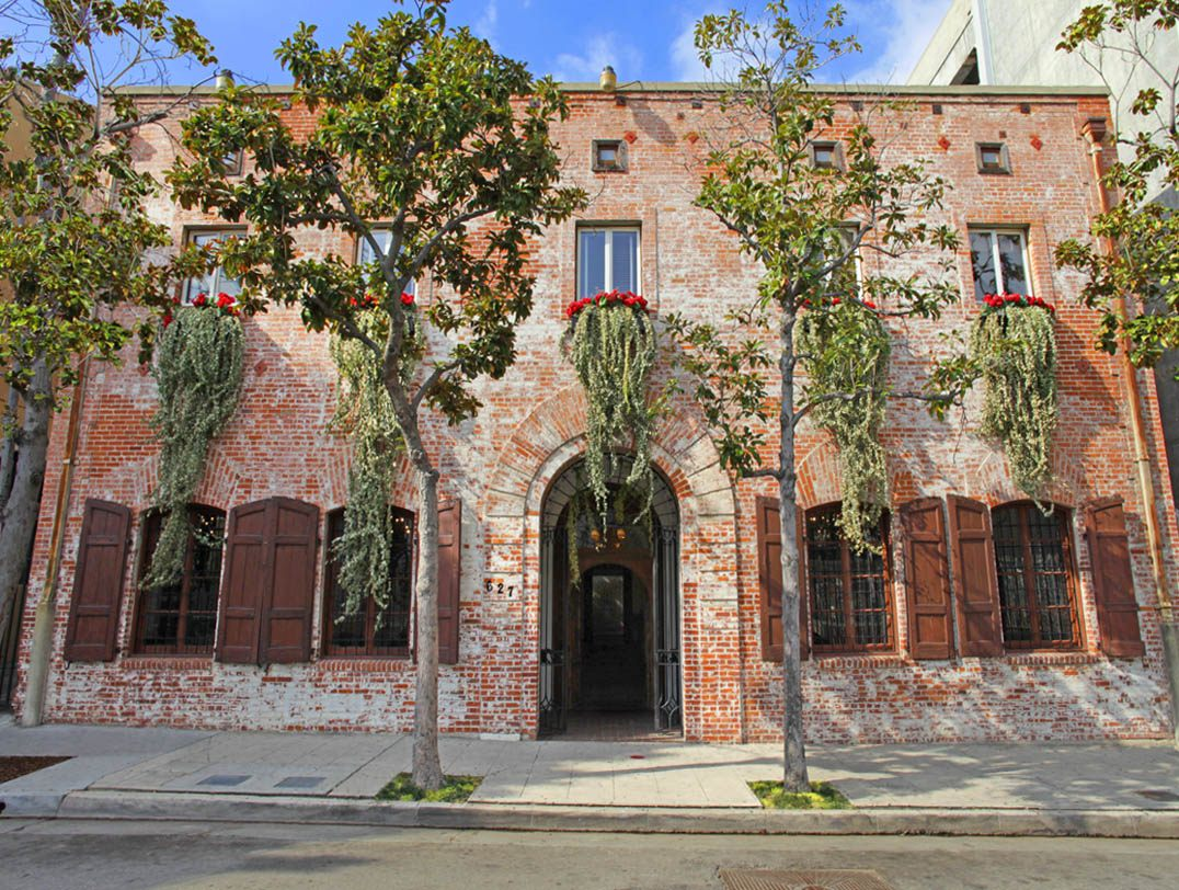 Carondelet House los angeles event venue